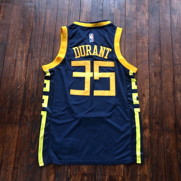 newest 795db e0d8e 2019 Kevin Durant City Edition Jersey: Irregular NWT